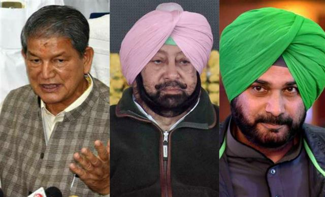 Congress high command convenes Punjab CLP meeting today amid growing dissension in party