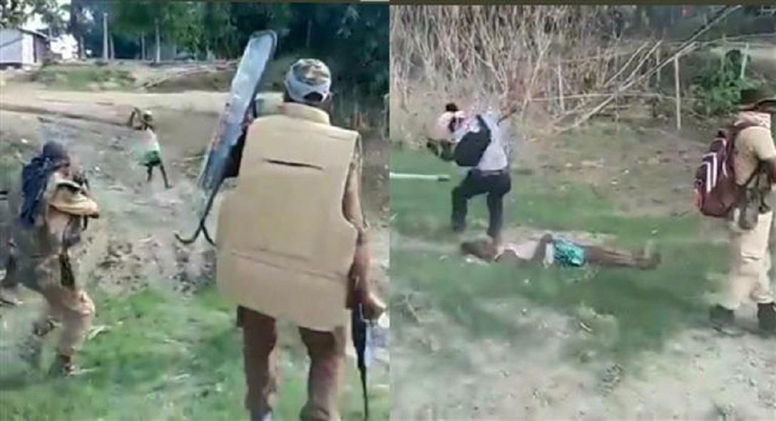 2 killed in police firing during eviction drive in Assam's Darrang, govt orders judicial probe