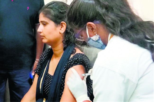 Women lagging behind in vaccination drive in Patiala district