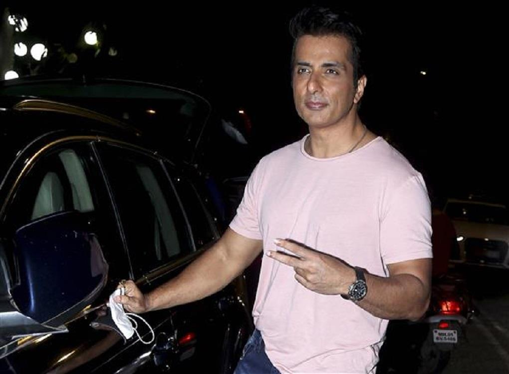 You don't always have to tell your side of the story, time will, Sonu Sood says days after being accused of evading tax