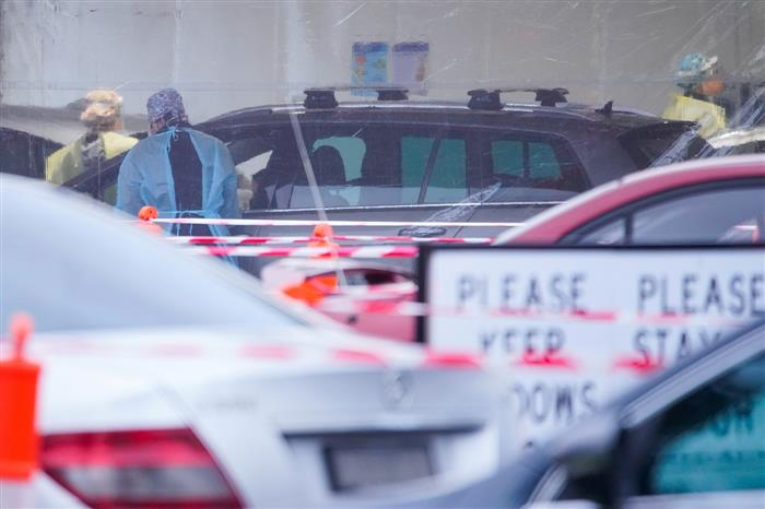 Australia: Melbourne cases hit record despite two months of lockdown