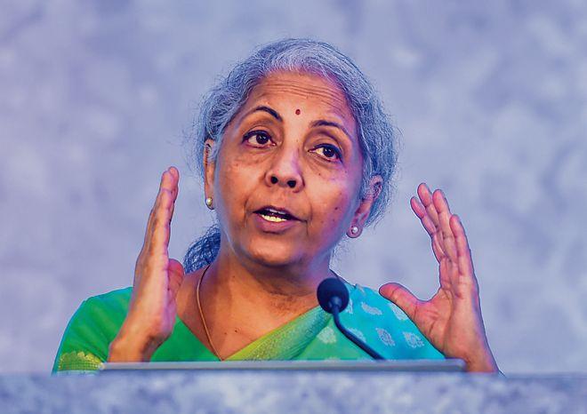 Need more SBI-like banks, says Nirmala Sitharaman
