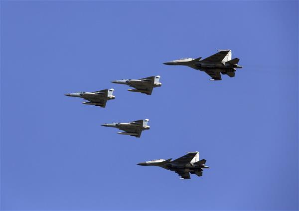 IAF to hold air show over Srinagar's Dal Lake on September 26