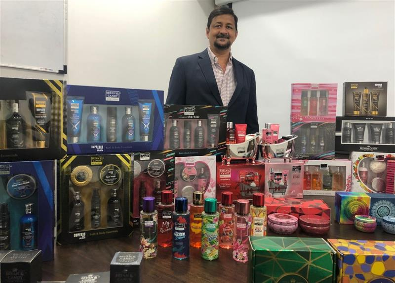 Here's the origin story of the leading body care brand 'Bryan & Candy'