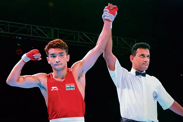 Boxing Nationals: Shiva Thapa, Gaurav Bidhuri to make up for missing Olympians