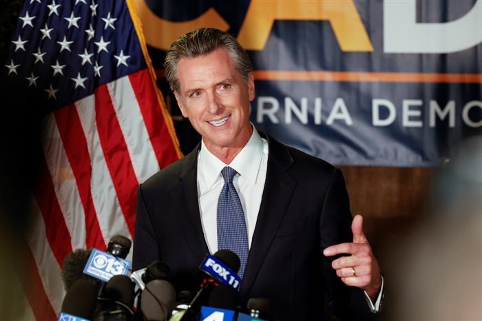 California recall fails; Governor Gavin Newsom stays in office