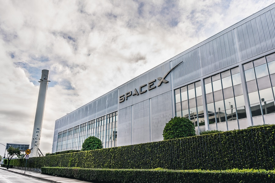 SpaceX gets ready to launch first all-civilian crew to orbit
