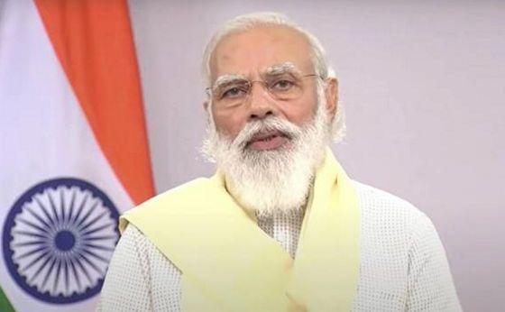 PM tops global ratings, BJP credits welfare policies