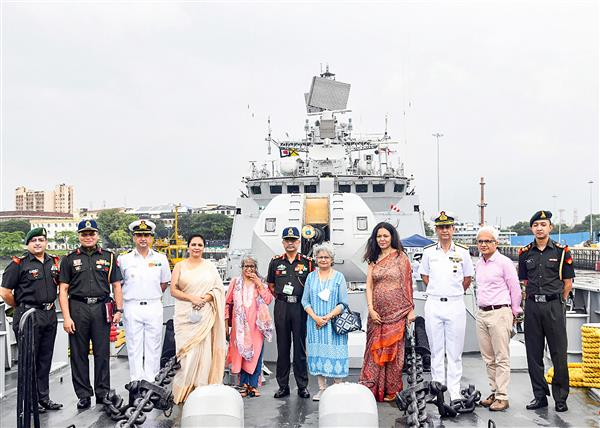 Army Chief visits Western Naval Command