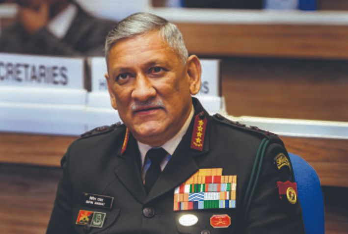 Top Army officer tasked to lay logistics for theatre command