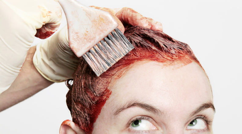 What to know before colouring your hair at home