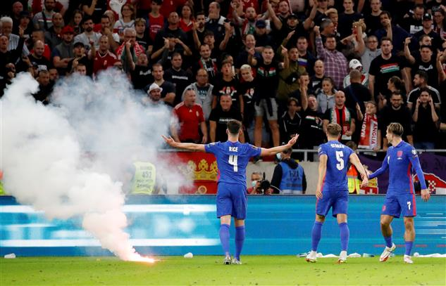 Hungary gets 1-match fan ban, USD 217,000 FIFA fine for racism