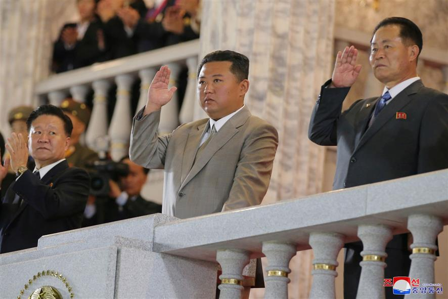 North Korea accuses US of hostility, continues weapons tests