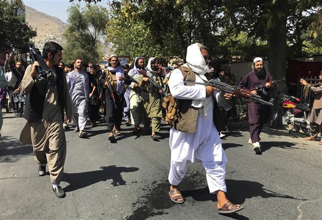 Taliban's true colours