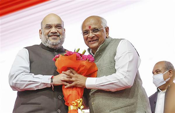 Gujarat: Ministers to take oath in two days, says BJP