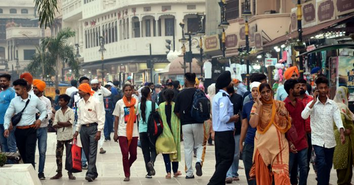 Tourists back in Amritsar as Wagah Retreat ceremony resumes
