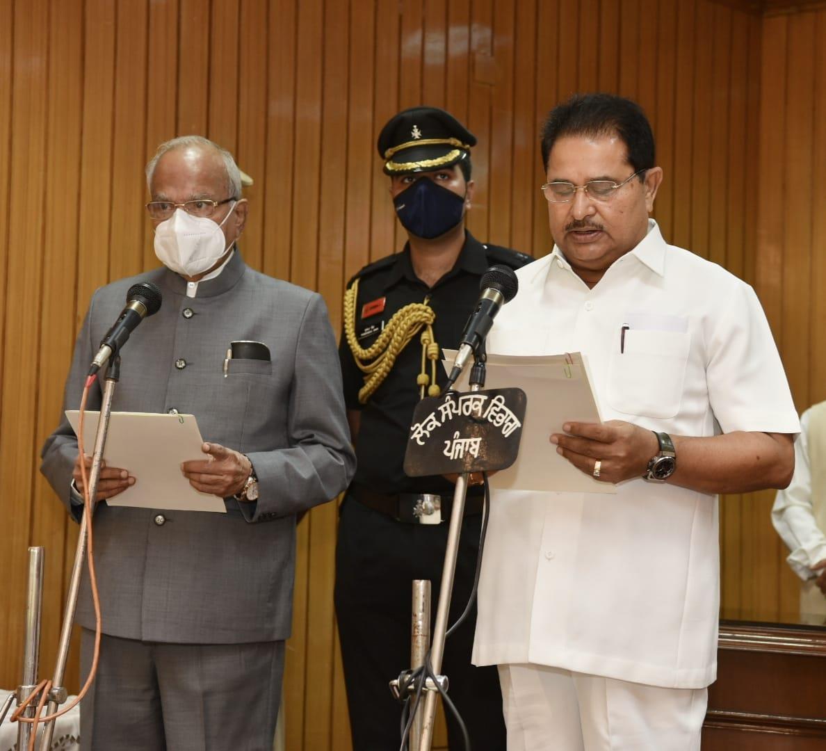 Amritsar Central MLA OP Soni was a surprise pick as deputy CM