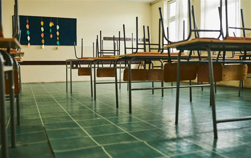 Uncertainty over opening of schools as positivity rate rises