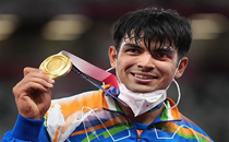 Neeraj Chopra's social media valuation increases to Rs 428 crores after winning gold medal in Tokyo