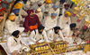 CM Channi along with his deputies and Navjot Sidhu visits Golden Temple, vows justice in sacrilege cases