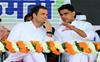 Punjab done, Rahul Gandhi and Priyanka meet Sachin Pilot to fix Rajasthan affairs