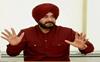 AAP MLA Raghav Chadha kicks up row, calls Navjot Singh Sidhu 'Rakhi Sawant of Punjab politics'