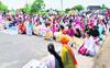 Protesting teachers block Bathinda-Chandigarh National Highway near Jahlan village, demand jobs