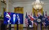 That Fella Down Under: Biden forgets Australian Prime Minister Scott Morrison's name