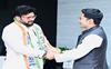 Former BJP minister Babul Supriyo joins Trinamool Congress
