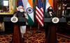 Prime Minister Narendra Modi meets US Vice President Kamala Harris