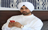 Diljit Dosanjh shares a cute couple video