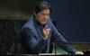 Immediately vacate PoK: India in reply to Pakistan PM Imran Khan's UNGA address