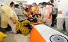 Helicopter crash: Army pilot cremated with full military honours in Panchkula
