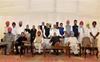 Punjab Cabinet expansion: 15 ministers sworn in, Captain Amarinder skips event