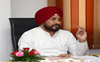BJP takes swipe at Congress over Channi's election as new Punjab Chief Minister