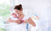 No serious Covid vaccine side effects in breastfeeding moms, infants: Study
