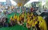 LIVE UPDATES: Bharat Bandh: Farmers block roads at various places in Punjab, Haryana