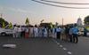 LIVE UPDATES: Farmers block road at various places in Punjab, Haryana