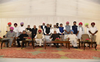 Punjab Cabinet expansion: 15 Cong MLAs take oath as ministers; Rana Gurjit in despite opposition