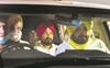 Channi, Sidhu visit Delhi to discuss Cabinet rejig