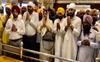 Ahead of taking oath, Punjab's CM-designate Channi visits Katalgarh Sahib gurdwara at Chamkaur Sahib