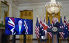 US, Australia flag commitment to Quad
