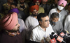 Hectic parleys entire night to decide new Punjab CLP leader