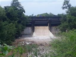 UT opens Sukhna floodgate after water level touches danger mark