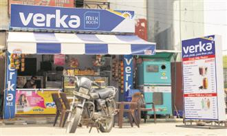 'Rules violated to allot Verka booths'