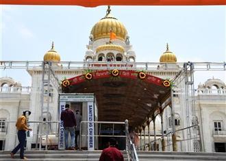 Gurdwara Bangla Sahib shut: Delhi administration flayed
