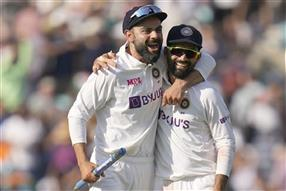 This is among top-3 bowling performances of India I have seen as captain: Virat Kohli