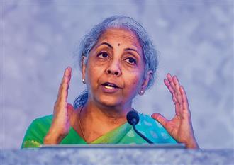 Need more SBI-like banks, says Nirmala