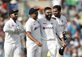 League of fiery men: Kohli's team loves a scrap like no other Indian team from the past