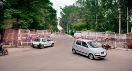 Barricades go from road near Capt Amarinder Singh's house; Patiala residents happy